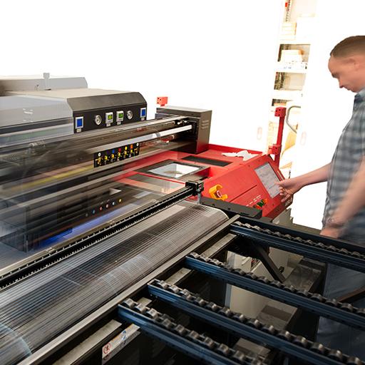 Großformatdruck - Large-Format-Printing (LFP) Icon