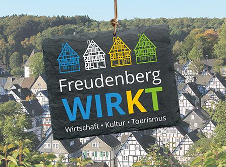 Mitglied in Freudenberg WIRKT e. V. Icon